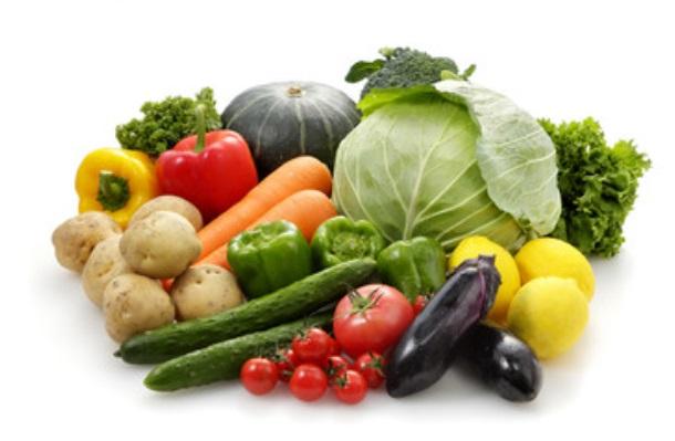 各種の野菜